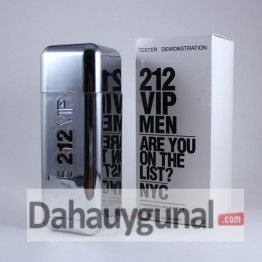 Carolina Herrera 212 Vip Men EDT Erkek Parfüm 100ml