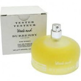 Burberry Weekend Edp 100 ML Kadın Tester Parfüm